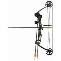 ARCO BARNETT TOMCAT JUNIOR+2 FLECHAS (Archery Set)